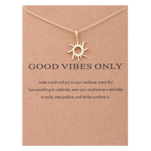 Good Vibes Necklace C