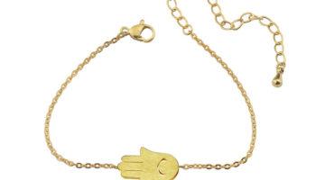 Hamsa Bracelet Chain B