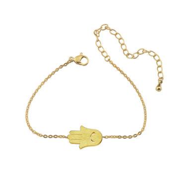 Hamsa Bracelet for Protection
