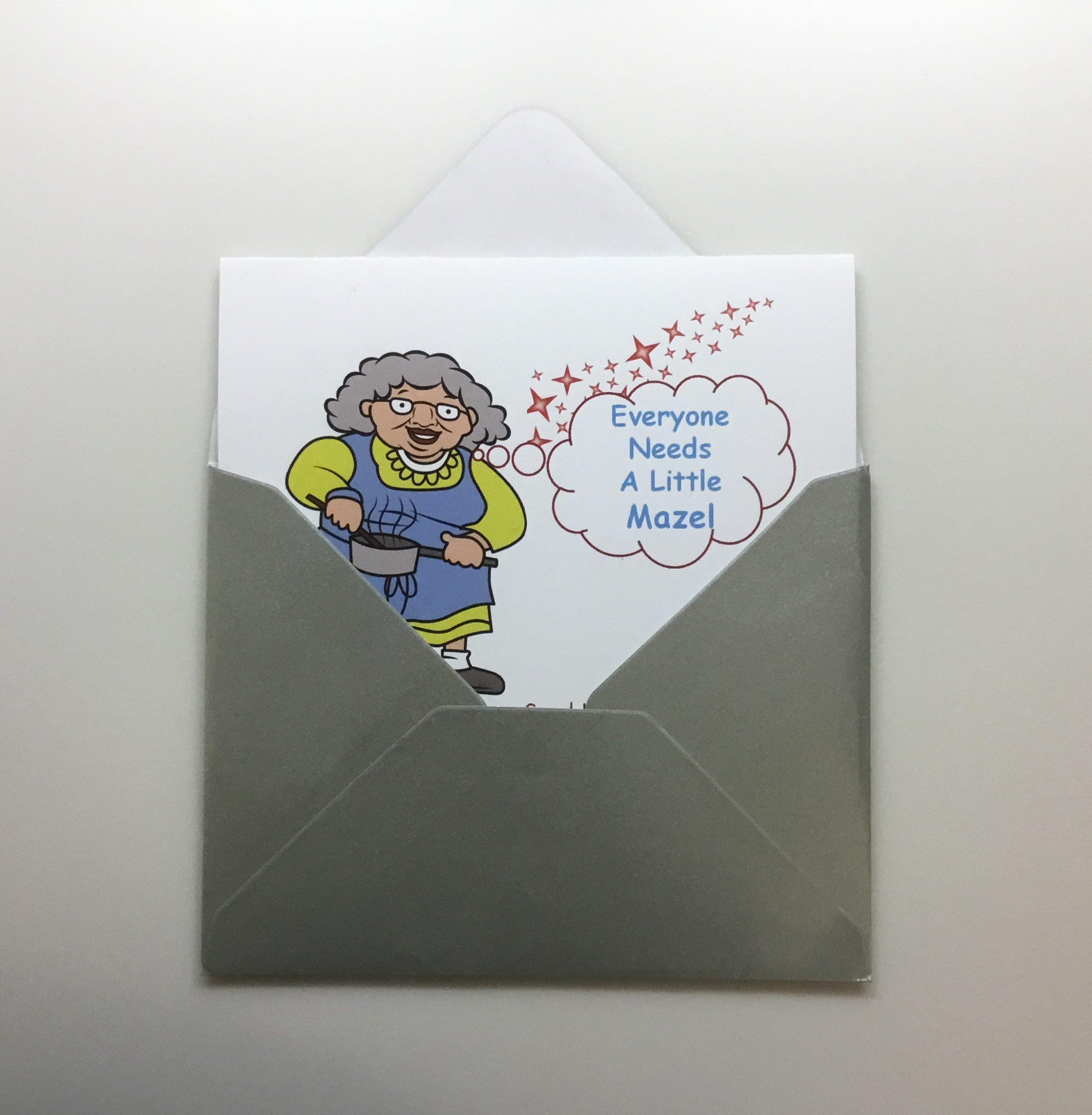 Your Message Hand Written