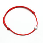 Red String Star Bracelet