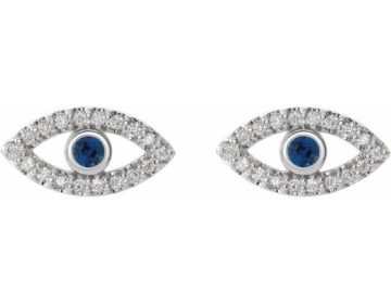 Evil Eye Protection Earrings