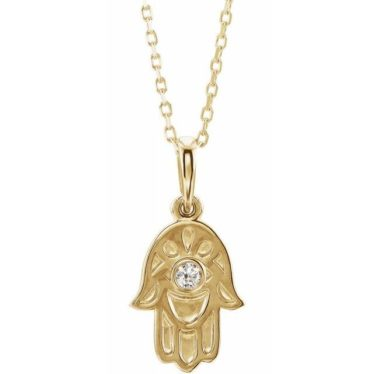 Hamsa Evil Eye for Good Luck