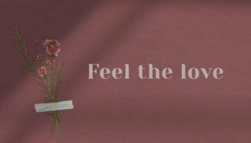 Feel the Love Mazel