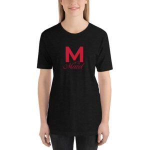 M for MAZEL Short-Sleeve Unisex T-Shirt